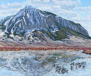 DC15-05 Butte View Spring 2015 30x36 OC $4255F