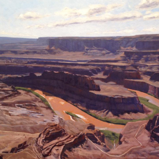 JL16-04 Dead Horse Point 18x24 O:P $2,100F WEB