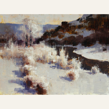 JRM17-03 Morning Frost 12x16 oil 1,700 F WEB
