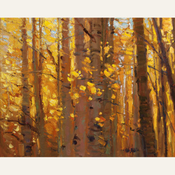 DSL17-08 Forest Harmony 24x30 oil 6,500 F WEB